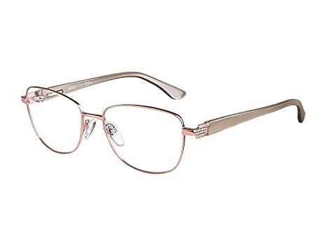 Amazon.com: Safilo diseño anteojos SA 6011 04ix Peach Gris ...