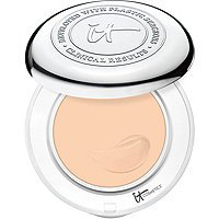 it Cosmetics Confidence in a Compact Full Coverage Solid Super Serum with SPF 50 Plus,   Light (Fair-Light)