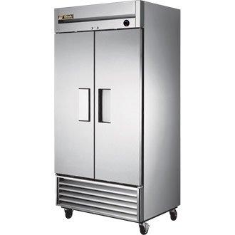 Winware - cierto vertical 2 puerta congelador: Amazon.es: Grandes ...