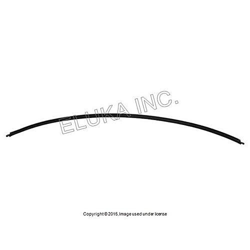 Discount BMW Genuine Windshield Moulding Rear Lower 525i 525xi 530i 530xi 545i 550i M5 528i 528xi 535i 535xi 550i for sale