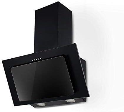 respekta CH33060SB - Campana extractora (60 cm), color negro: Amazon.es: Grandes electrodomésticos