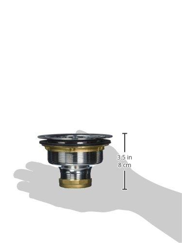 Bathroom Sink Flange Or Gasket Leaking: Everflow KOHLER Style Chrome Plated, Brass, Heavy Duty