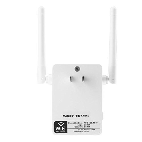 Alloet Wall Plug WiFi Wireless Receiver Router Repeater Exte