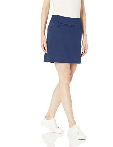adidas Golf Ultimate Knit Skort, Night Indigo, Medium
