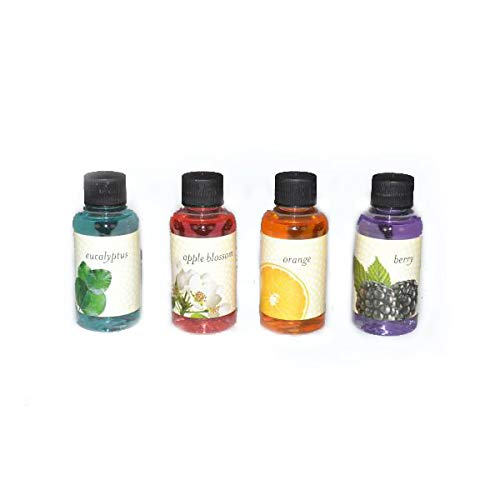 - TVP Vacuum Cleaner 4 Assorted Scents Fragrance Pack # R14690