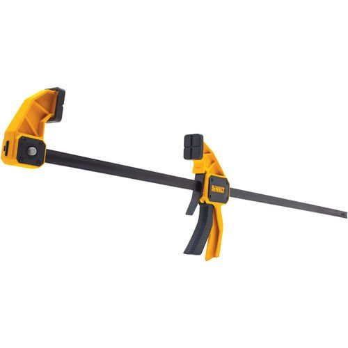 DEWALT DWHT83195 Large Trigger Clamp with 36 inch Bar Bar Clamp Kit