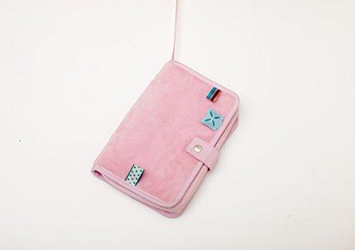 De la bolsa de bebé Snoozebaby toallitas limpiasalpicaderos con efecto mate (aroma de polvos de talco Color de rosa)