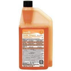 Diversey 903909 Stride Floor Cleaner, Pro-strength Stride Citrus Neutral Cleaner, Blasts Nastiest Crud & Gunk - Accumix, Citrus 32oz. Ea by Diversey