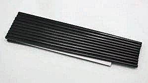 Melamine Black Chopsticks 10 Pairs/PK (12)