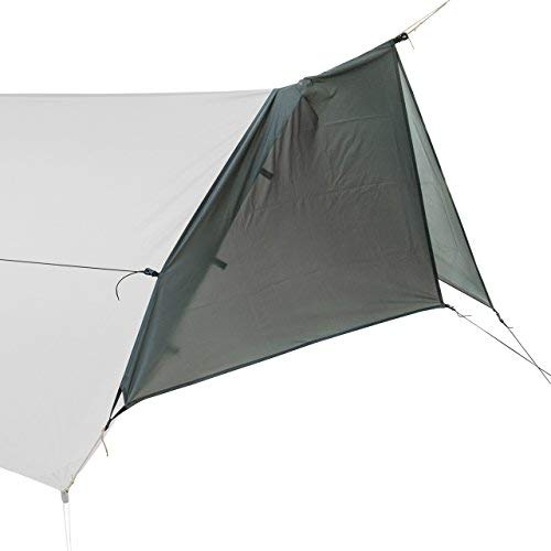 Go Outfitters Tarp Door Kit - for the Apex Hammock Camping Shelter - Coyote Brown by Go Outfitters