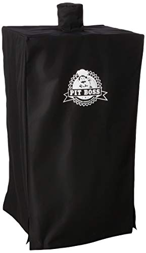 - Pit Boss Grills 73550 Pellet Smoker Cover, Black