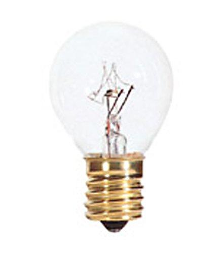 Bulbrite 702140-40S11N//C 40 Watt S11 Intermediate Base Light Bulb 120 Volt Long Life