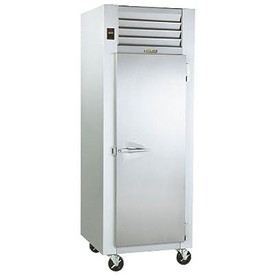 "Traulsen G10010 115 30"" Single- Section Reach-In Refrigerator, Solid Door, 115v, Each"