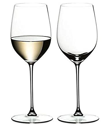 Ash & Roh® Wine Glass - Ideal for White or Red Wine Party Glass, Whisky Glass, Clear Glass, 300 ml,...