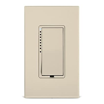 Insteon SwitchLinc Remote Control Dimmer, 2-Wire, RF, Works with ...