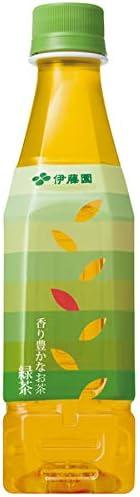 伊藤園 香り豊かなお茶 緑茶 320ml 1セット(18本)
