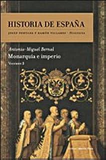 La época del liberalismo: Historia de España Vol. 6: Amazon.es: Fontana, Josep, Villares, Ramón: Libros
