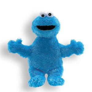 Cookie Monster Plush - Cookie Monster Stuffed Animal (13 Inch) (Sesame Street Stuffed Animals)