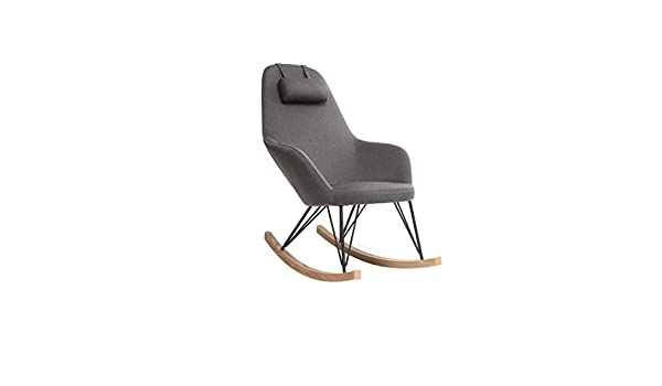Miliboo - Sillones Relax Jhene Fauteuil Relax Rocking Chair ...