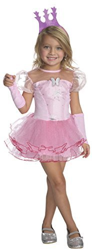 Rubies Wizard of Oz 75th Anniversary Glinda the Good Witch Tutu Dress Costume, Toddler Size by (Glinda Toddler Costume)