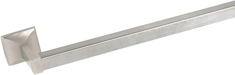 """Design House 539148 Millbridge Towel Bar 24"""", Satin Nickel, Inch"""