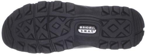 Originele Swat Heren Classic Moc Composiet Werkschoen Zwart