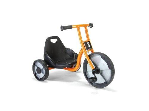 [해외]Childcraft EasyRider 세발 자전거, 오렌지/Childcraft EasyRider Tricycle, Orange