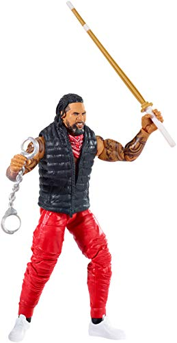 WWE Jey Uso Elite Collection Action Figure (Wwe The Usos Action Figures)