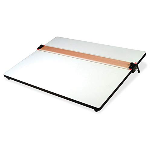 Helix PXB Drawing Board with Parallel Straight Edge, 18 x 24 inch (37179)
