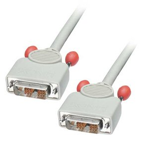 LINDY 20 Meter Premium Super Long Distance Single Link DVI-D Cable (41262)
