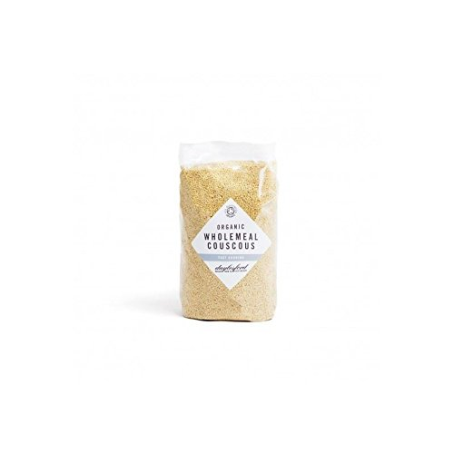 Daylesford Organic Wholemeal Couscous 500G (Pack of 6)