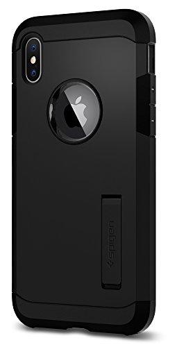 Spigen Tough Armor iPhone X Case with Kickstand (Large Image)