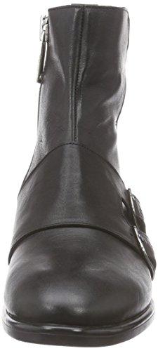 Inuovo Reese - Botas de Cuero Mujer negro - negro