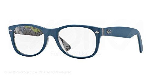 Ray-Ban RX5184 New WayfarerF Eyeglasses-5407 Matte - 5184 Ban Ray