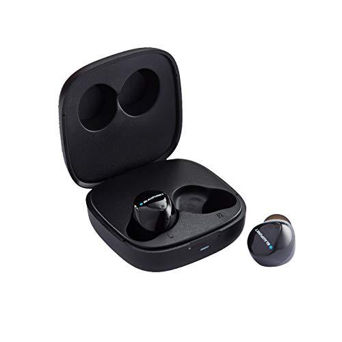 Blaupunkt BTW LITE Truly Wireless Earbuds (Black)