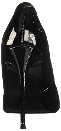 fermé Patent Escarpins Steve Noir Madden Femme Black Daisie Bout Iww0Epq