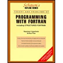 Schaum's Outline of Programming with FORTRAN Including Structured FORTRAN