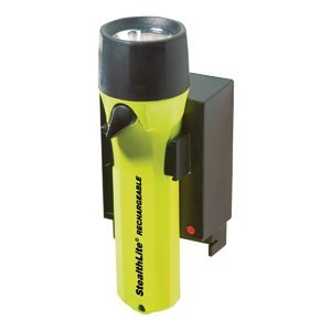Pelican 2450ACF StealthLite Rechargeable 2450 Flashlight, Yellow [並行輸入品] B06XW2J488