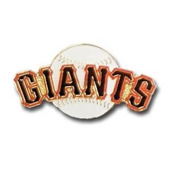 MLB San Francisco Giants Logo Pin