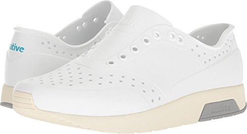 Lennox Coquille De Chaussure De Leau Pour Hommes Blanc / Blanc Dos / Pigeon Gris