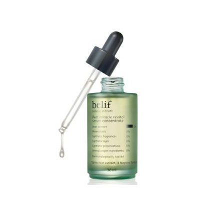 - belif, Peat Miracle revital Serum Concentrate (30ml, high concentrations...