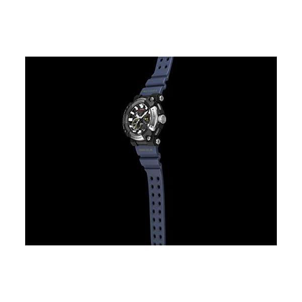 Casio G-Shock Frogman 2020 - Reloj analógico de cuarzo resistente a los golpes con Bluetooth, recepción de señal de… 4