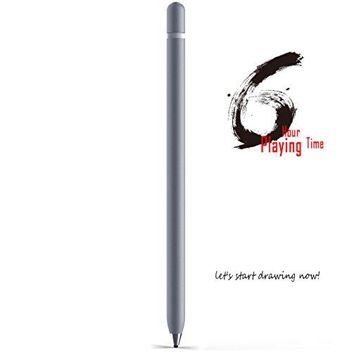 Heiyo Active Touch Stylus Pens,Fine Tip Metal Electronic Styli/Ballpoint Pen