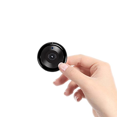 SOWELL Home Camera, Wireless IP Video Suveillance System with Night Vision for Indoor Security, Nursery, Pet Monitor, Remote Control with iOS, Android App - Cloud Service Available (Black) by SOWELL