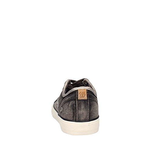 Uomo Grey Sneaker Wrangler 41 WM181031 qwTSpcOByF