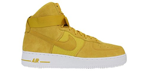 Tour Scarpe '07 Air Mineral Force NIKE Uomo Gold High Yellow 1 Sportive Gold University Black IwX7wpqv
