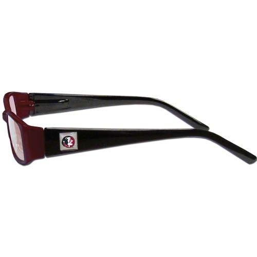 NCAA Florida State Seminoles Reading +1.75 Glasses, - Glasses Florida