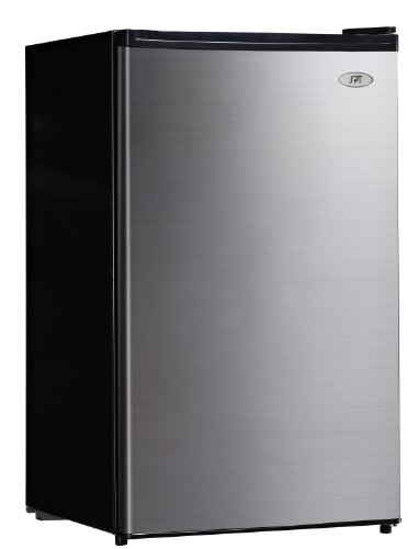 SPT RF-444SS 4.4 cu.ft. Compact Refrigerator in Stainless Steel – Energy Star
