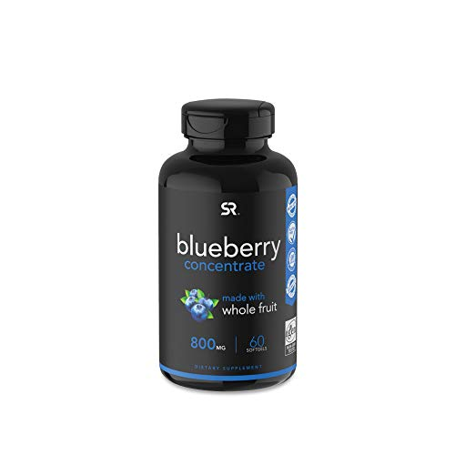 Whole Fruit Blueberry Concentrate