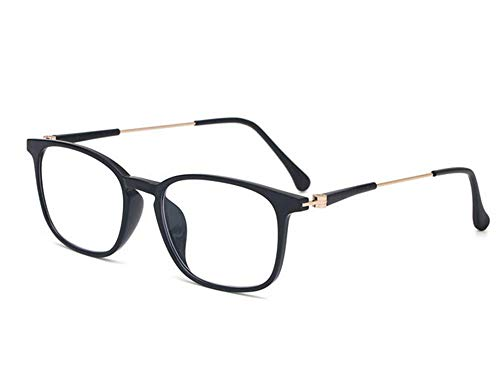 Negra Portátiles Brillante radiación Plata Gafas Antiguas A Lectura Anti Komny De azules Anti Masculinas 300 Luz A 200 Presbicia O6qPf